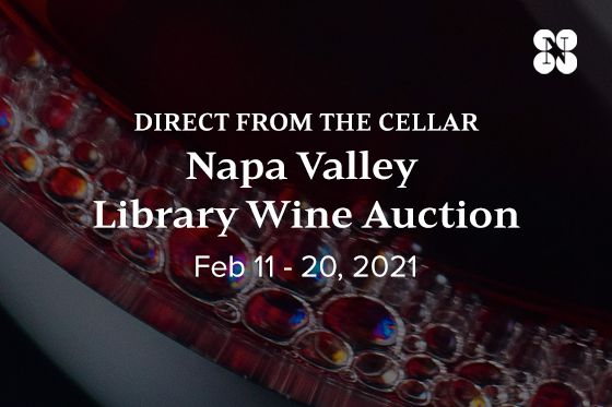 Napa Valley Library Wine Auction